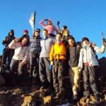 Summit (Mount Kenya)